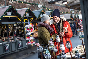 Christkindlmarkt in Klagenfurt am Wörthersee
