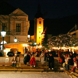 Adventmarkt in Purkersdorf