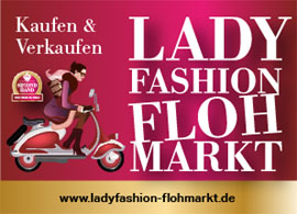 Lady Fashion Flohmarkt in Rostock