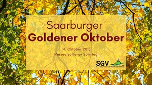 Saarburger Goldener Oktober 2018